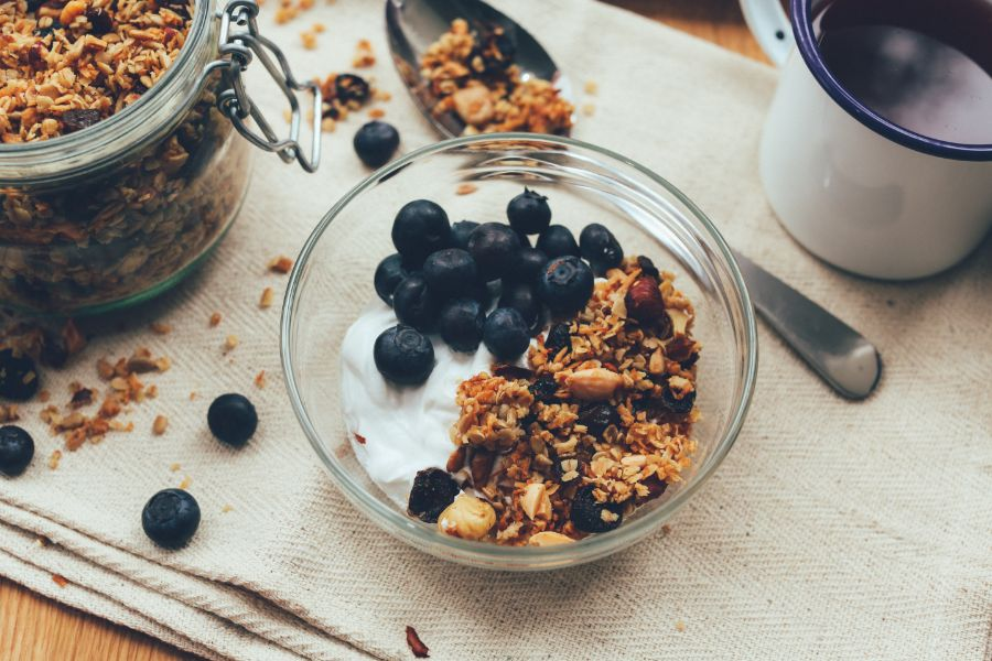 3 tipy na zdravé raňajky bohaté na vlákninu, ktoré si zamilujete